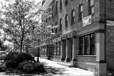 In Downtown Hoosick Falls Projects Could Set Stage For Rebirth By Evan Lawrence Contributing Writer N Y