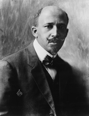 W.E.B. Du Bois was born in Great Barrington in 1868 and became one of the nation's first African-American scholars and a leading advocate for civil rights.